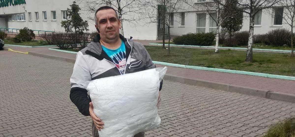 Как уроженцы Ляховичей собирают средства для помощи медикам родного города