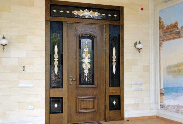 Входные двери должны быть надежными