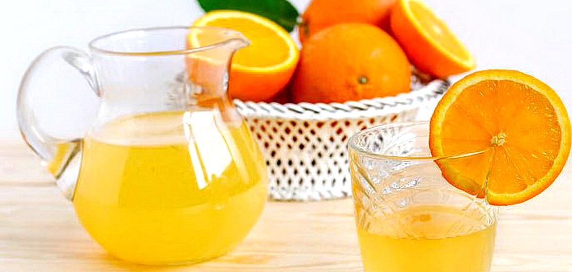Вкусно и просто. Домашний апельсиновый квас