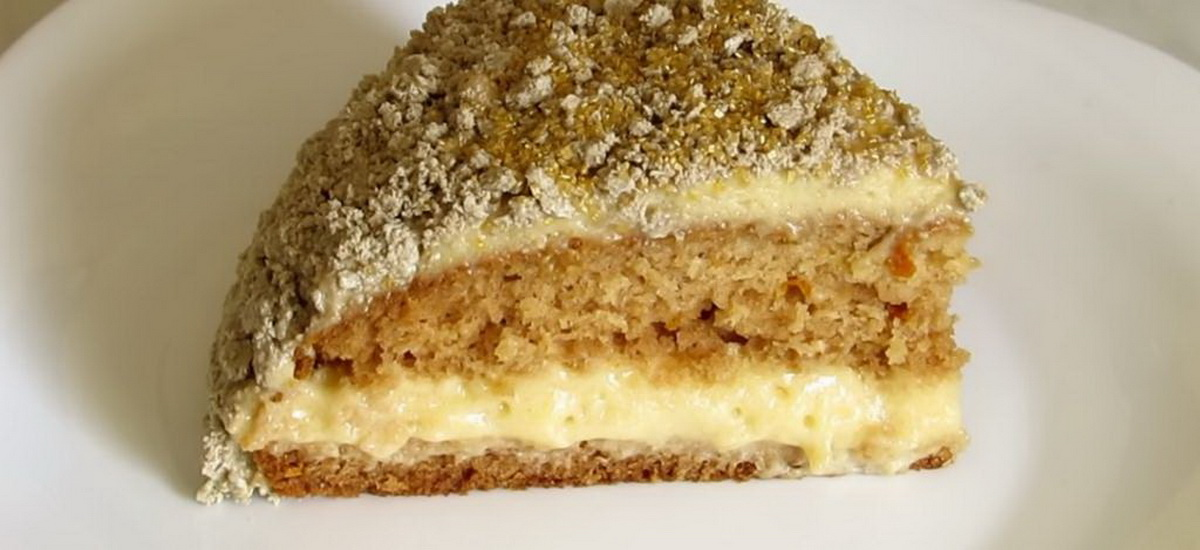 Вкусно и просто. Торт «Сережки ивы»