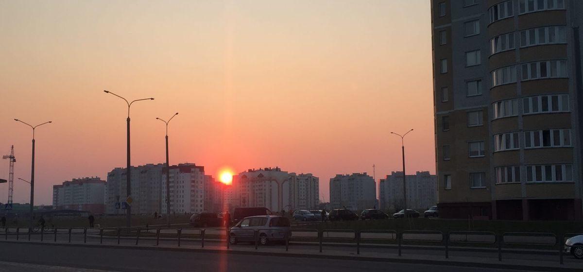 Ждать ли тепло в Барановичах в ближайшие дни