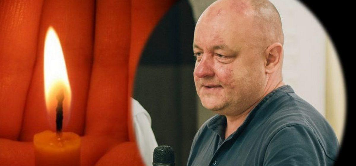 В Пинске умер 46-летний журналист. Подозревают коронавирус
