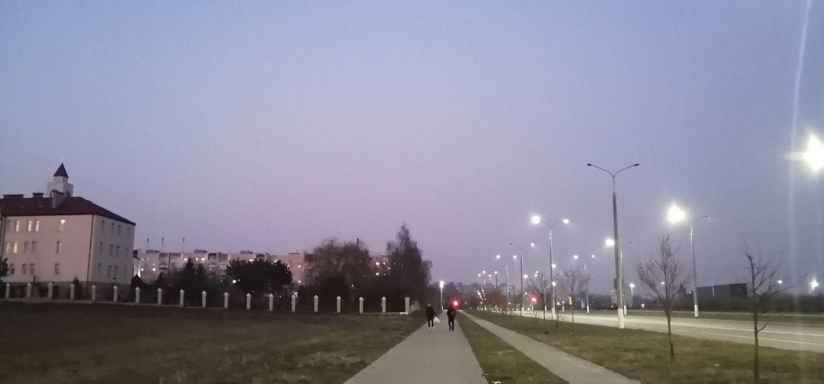 Надолго ли тепло? Что с погодой в Барановичах 8 апреля
