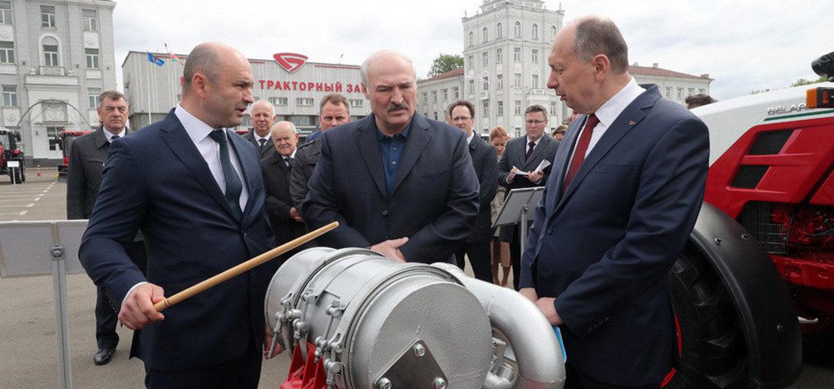 Лукашенко: «На богатом Западе уже дикая безработица, люди кастрюлями барабанят»