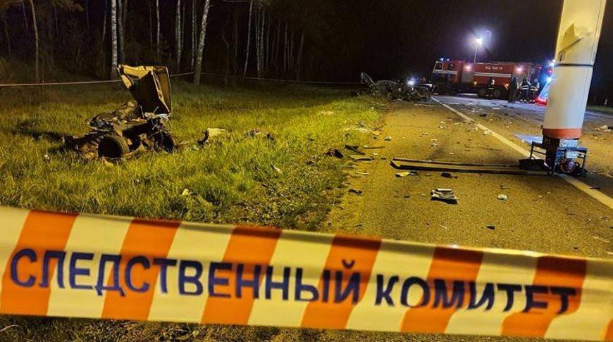 Подробности смертельного ДТП под Борисовом: все шестеро погибших были пьяны, в том числе и водитель