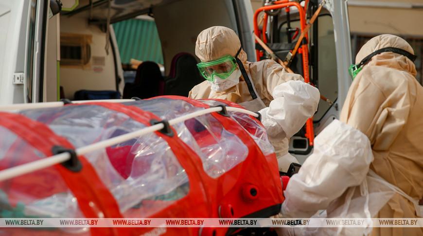Хроника коронавируса за 10 мая: число заболевших коронавирусом в мире превысило четыре миллиона человек