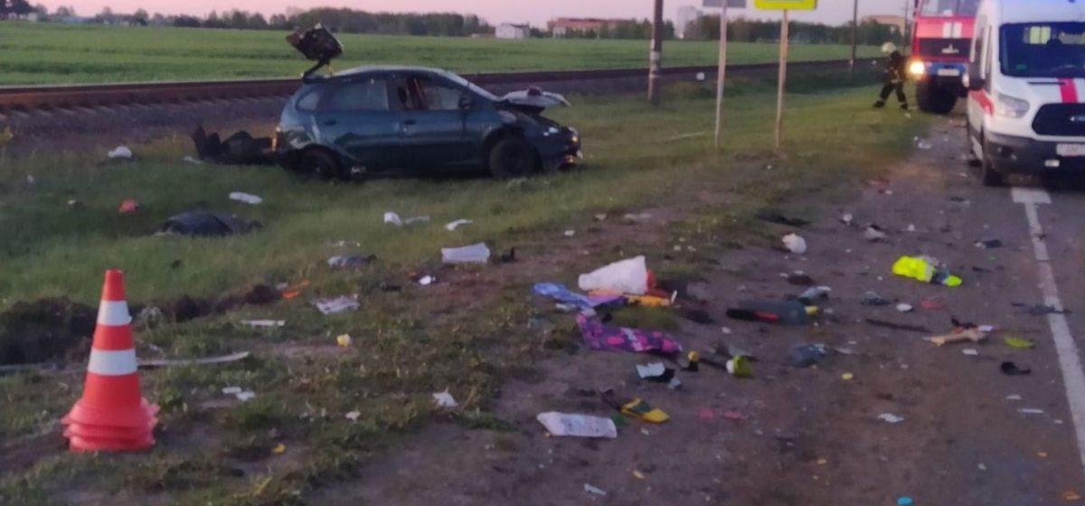 Страшная авария в Березовском районе: столкнулись «Ниссан» и «Рено» – погибли четыре человека