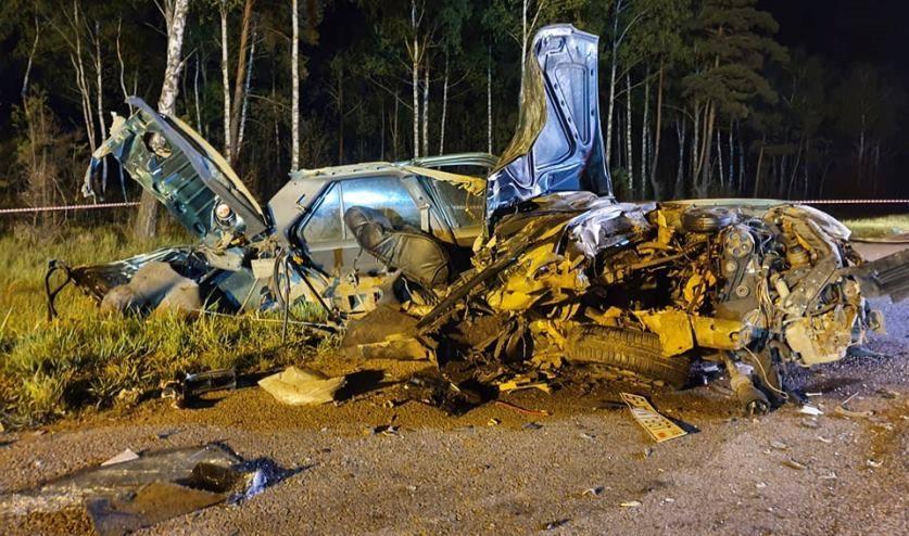 Стали известны подробности ДТП под Борисовом, в котором погибли шесть человек. Хозяина авто в 2018 году лишили прав «за пьяную езду»