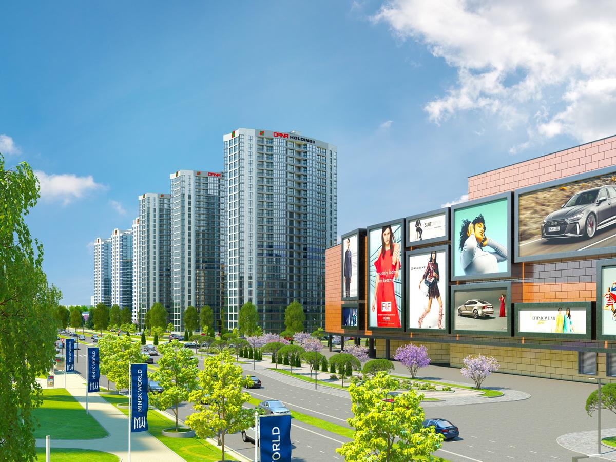 Дом «Ницца» - красивое жилье комфорт-класса в самом центре столицы с отличным ценовым предложением!