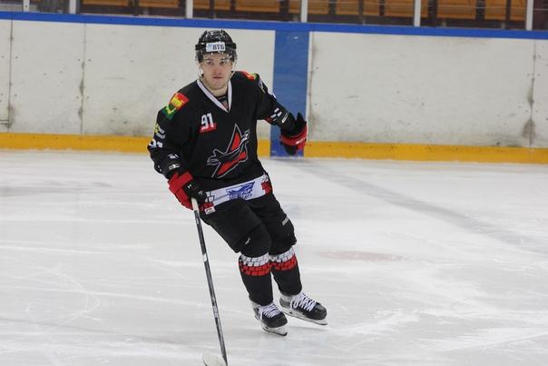 Дмитрий Климовец. Фото: сообщество «Хоккейный клуб «Авиатор»