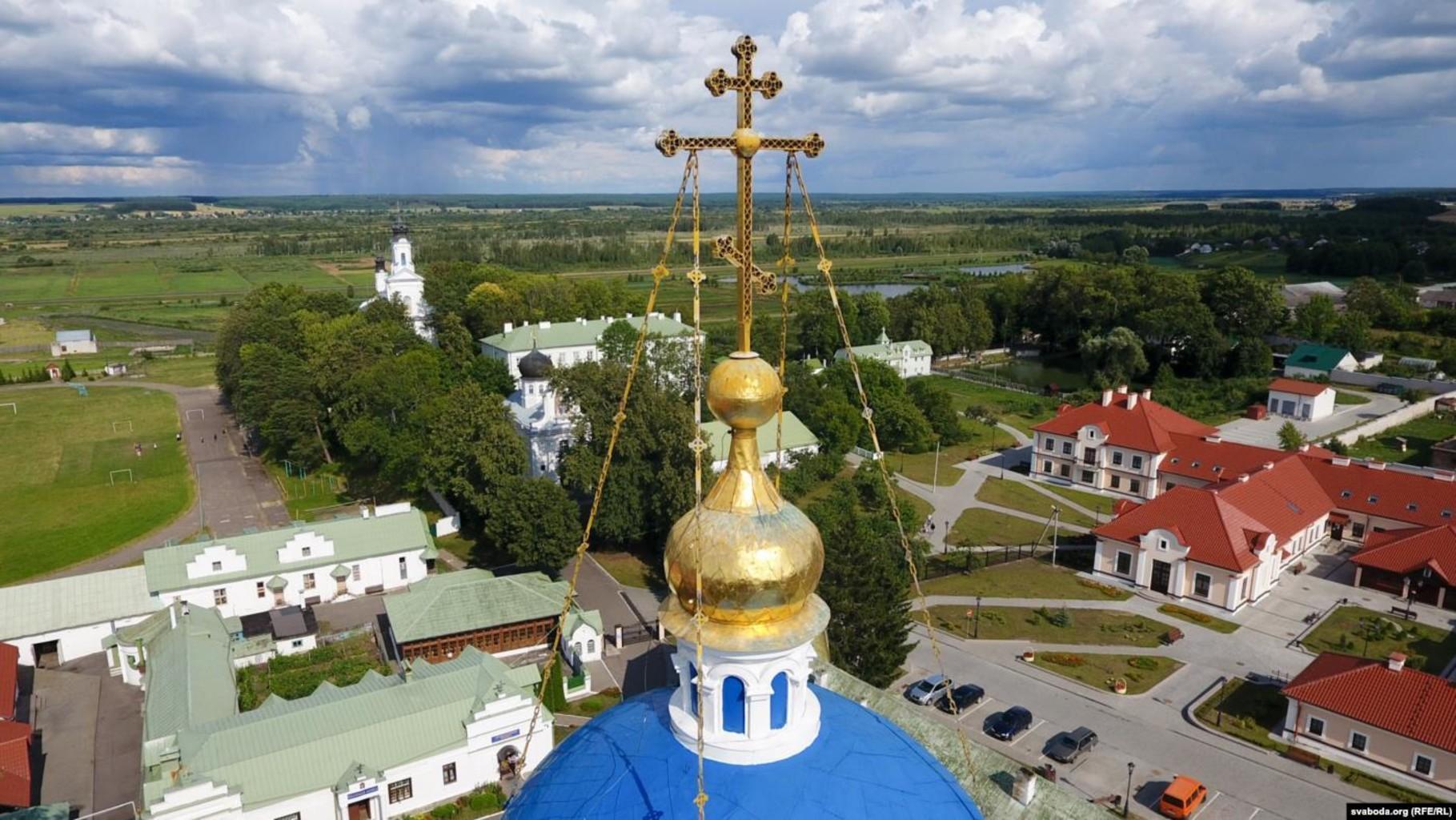 Жировичский монастырь. Фото: архив svaboda.org