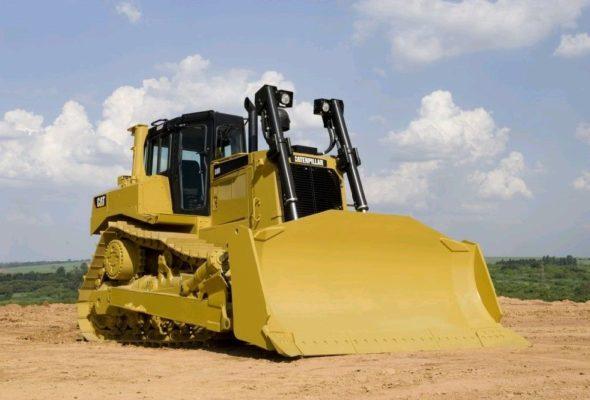 Бульдозер – многофункциональная машина для строительных работ