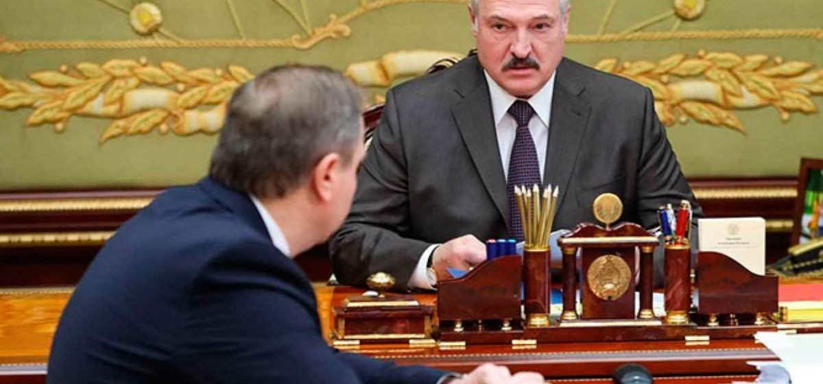 Лукашенко сделал новый прогноз: нам придется еще месяц «повозиться» с коронавирусом