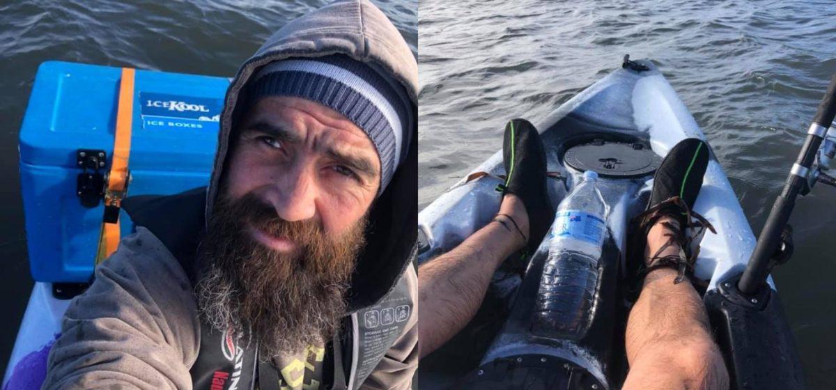 Рыбак хотел хорошо провести время, но его путешествие обернулось трагедией. Видео