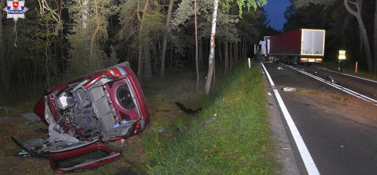 Фуру под управлением водителя-белоруса в Польше протаранил «Рено». Один человек погиб