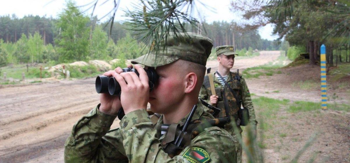 Житель Барановичского района решил вернуться из Украины через лес. Его задержали и оштрафовали