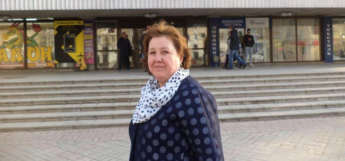 Жительница Барановичей идет в президенты?