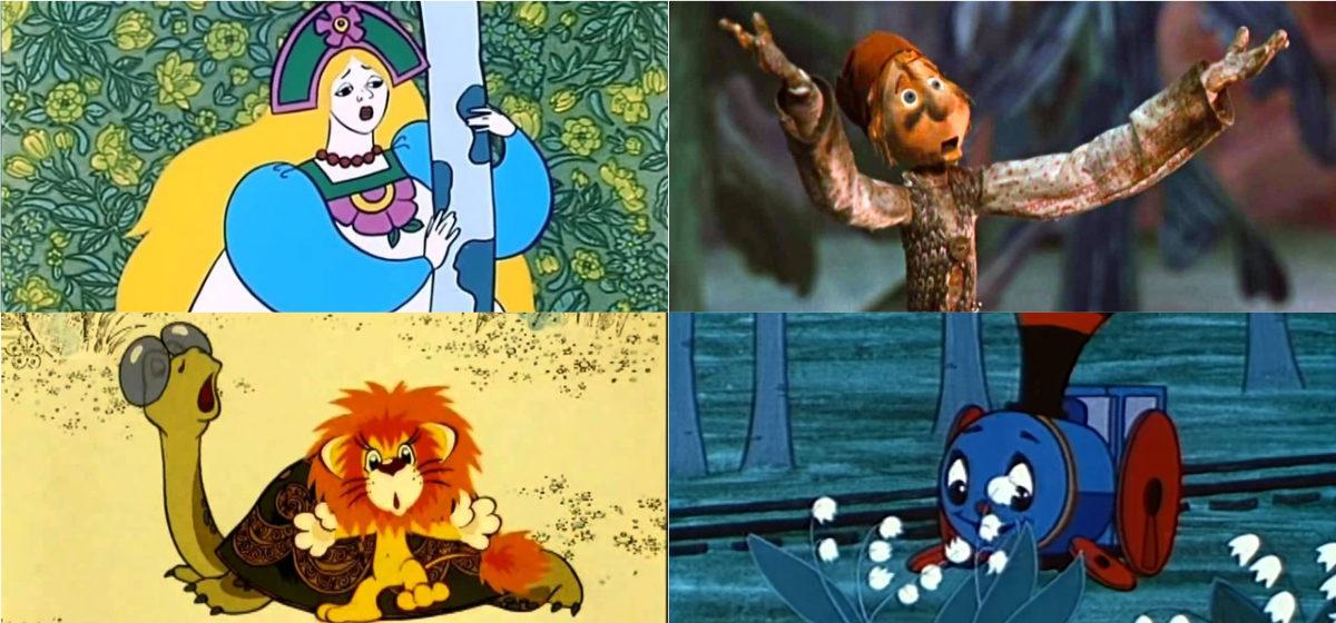Тест. Угадайте забытые советские мультфильмы по гифке