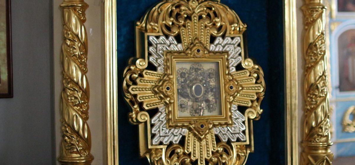 Православные верующие празднуют явление одной из наиболее почитаемых святынь Беларуси — Жировичской иконы Божией Матери