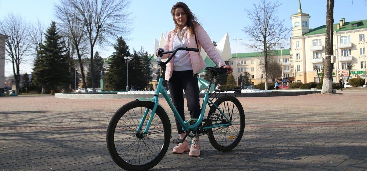 Испытано на себе: как я ездила на велосипеде по Барановичам