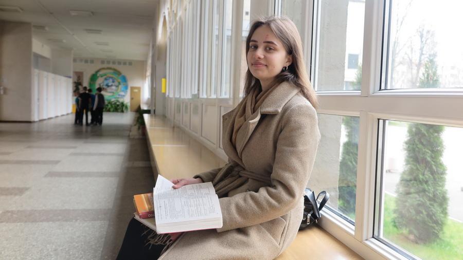 Кристина Блазиус. Фото: Диана КОСЯКИНА
