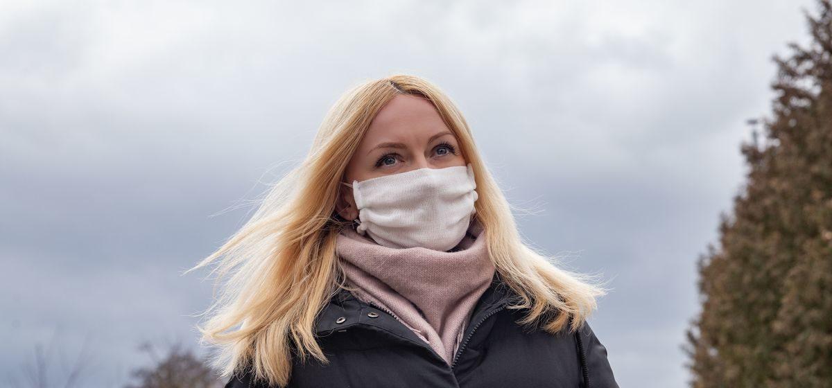 Какие штрафы ждут нарушителей масочного режима в Беларуси, рассказал Минюст