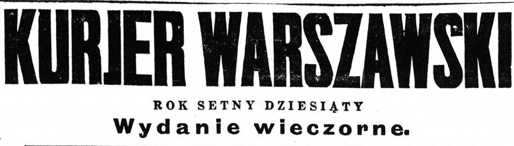 Kurjer Warszawski