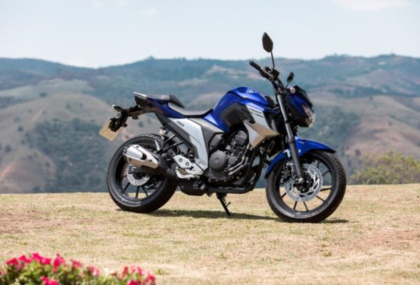 Модель Yamaha Fazer 250 — коротко о главном
