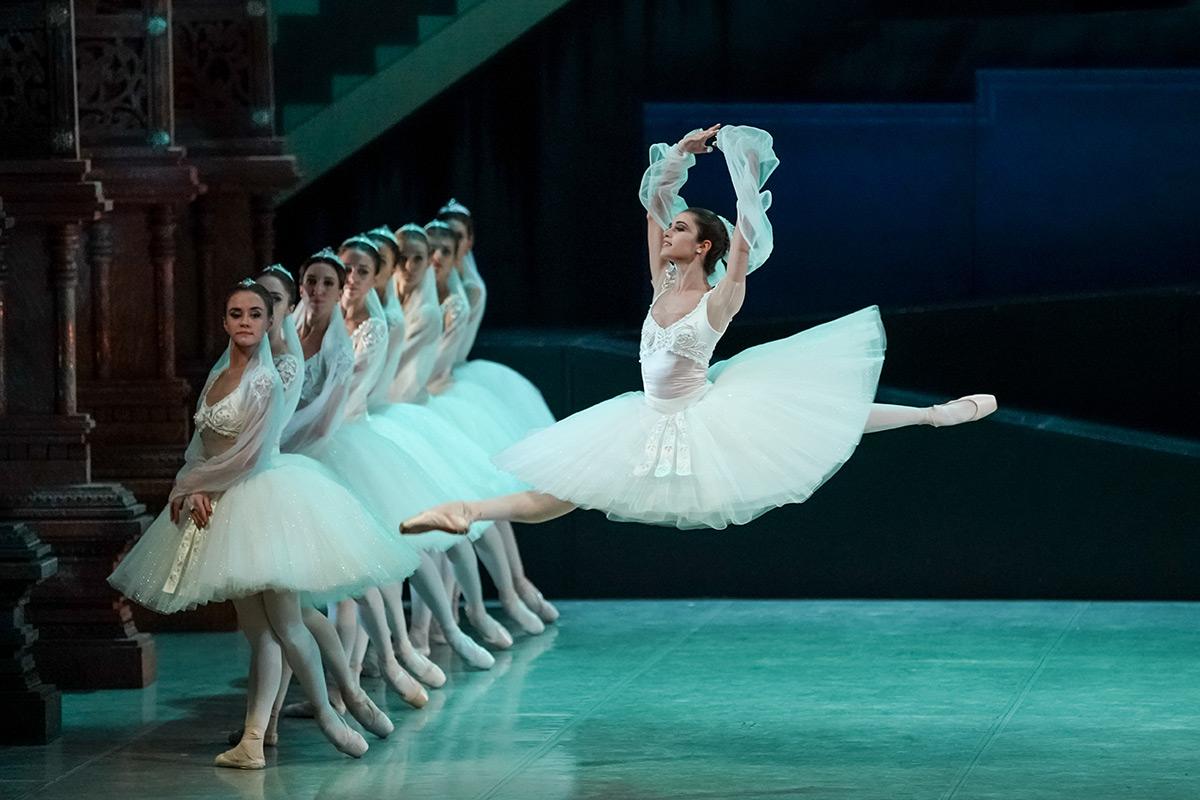 Фрагмент из оперы