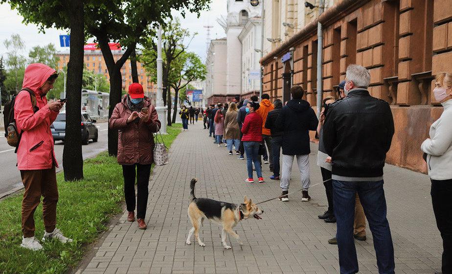 Мнение. Перед нами массовый, гражданский протест белорусов, которые увидели, что вся страна во лжи