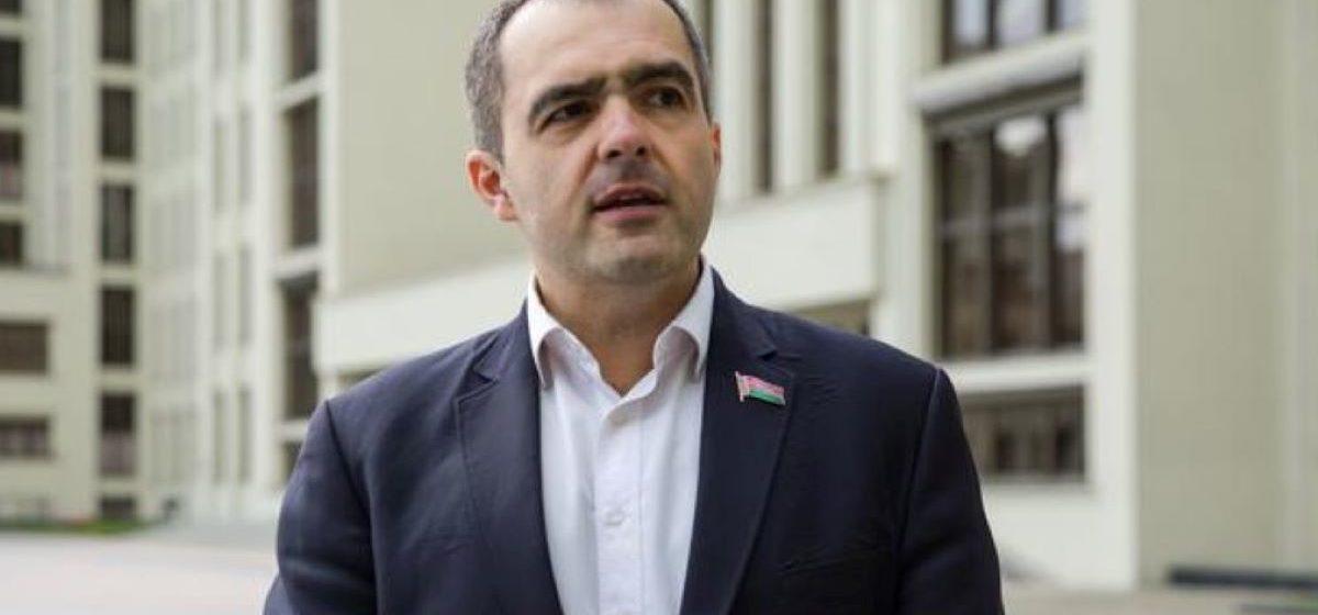 Гайдукевич снялся с выборов: Я не могу быть проституткой, я буду отстаивать свои убеждения