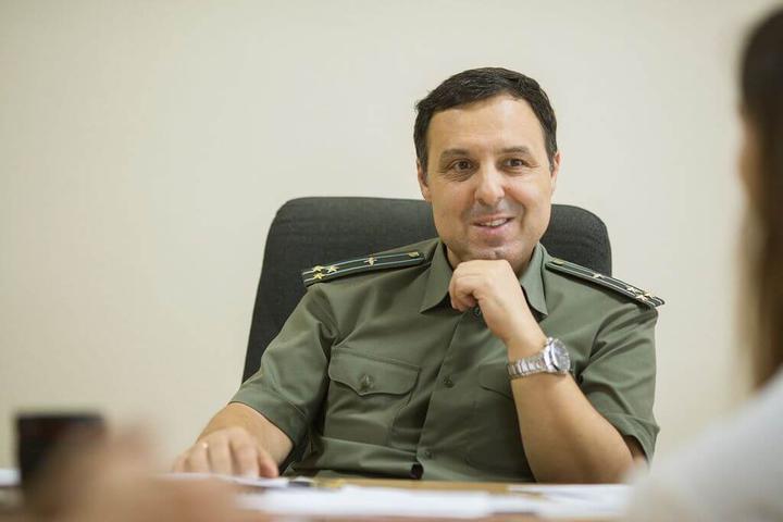 От пневмонии умер начальник управления Вооруженных сил, случаев заражения COVID-19 среди коллег нет