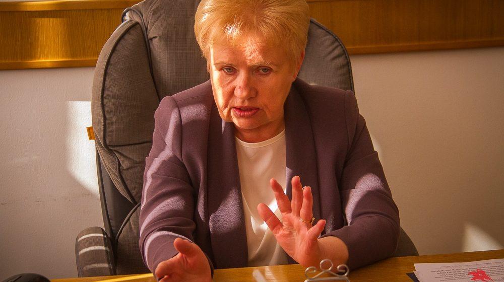 Ермошина заявила, что группа Статкевича хотела заразить сотрудников ЦИК коронавирусом