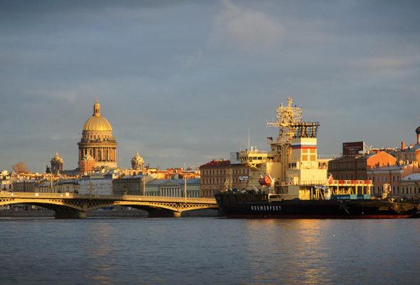 Интересное и познавательное путешествие в Петербург