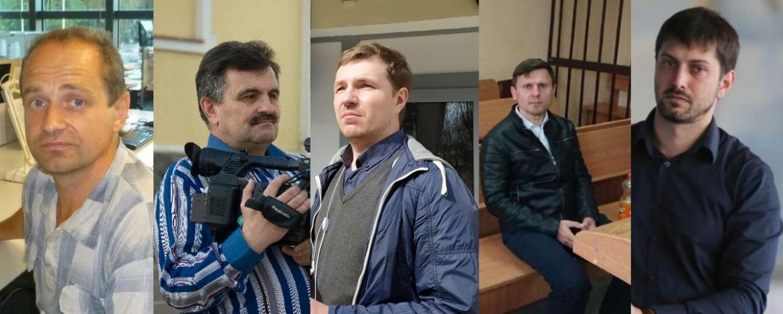 ОБСЕ и «Репортеры без границ» требуют освободить задержанных в Беларуси журналистов