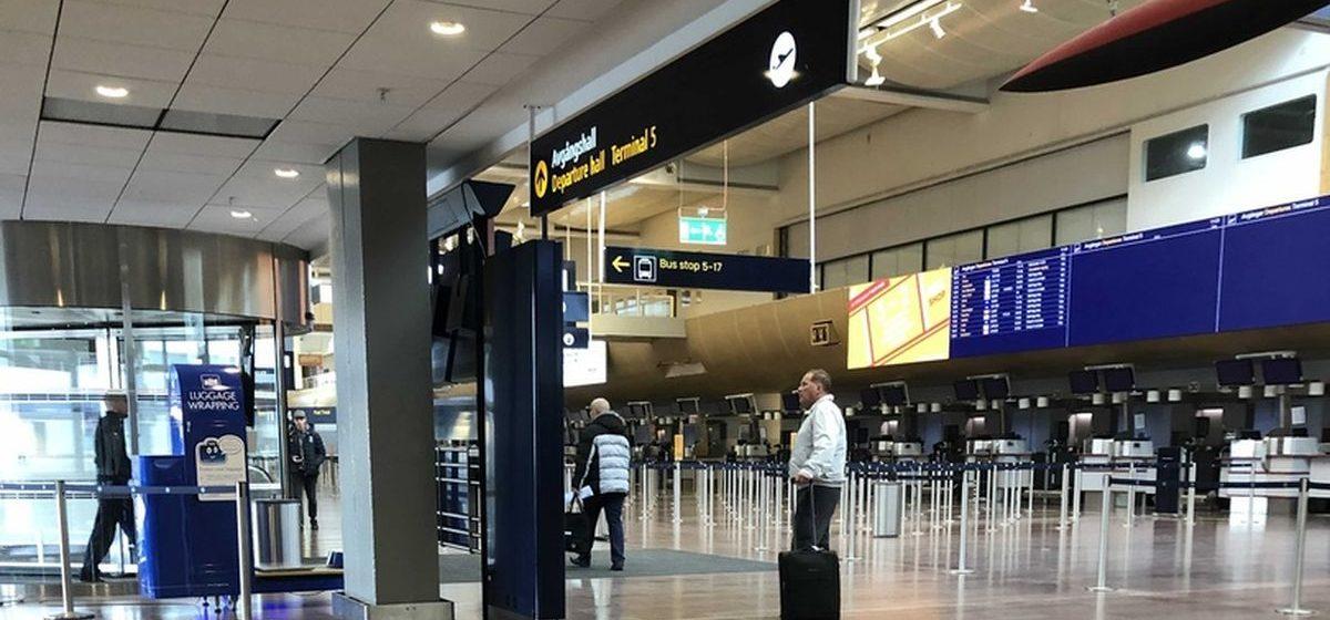 «Гражданин Швеции удивился моей маске». Жительница Барановичей рассказала, что изменилось в аэропортах Стокгольма и Минска из-за COVID-19