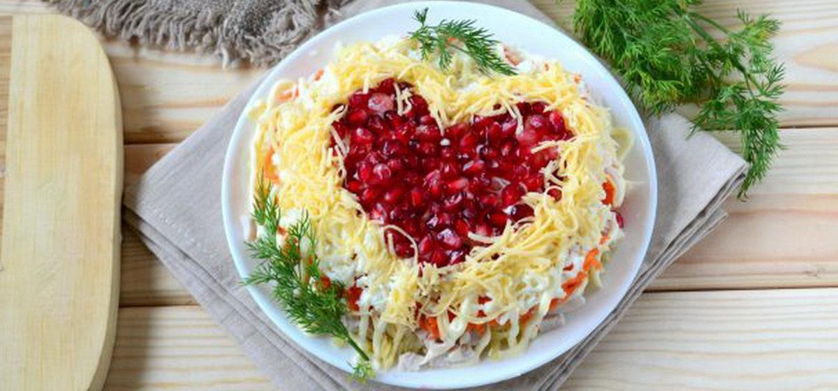 Вкусно и просто. Салат «Страсть и любовь»