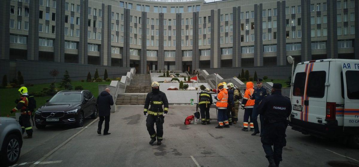В Петербурге при пожаре в больнице погибли пять пациентов с коронавирусом