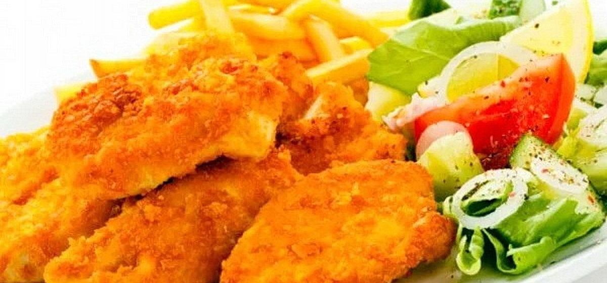 Вкусно и просто. Куриное филе в воздушном кляре