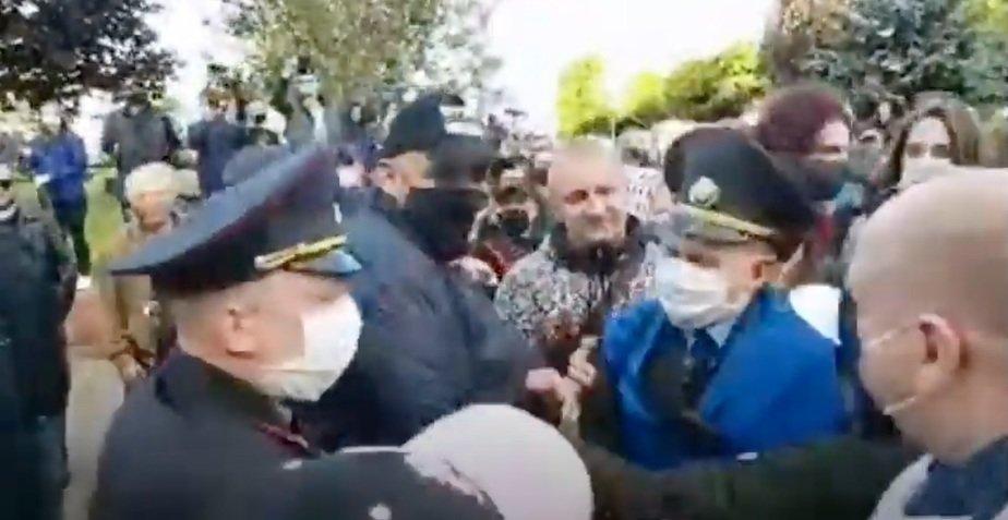 Названа статья УК, по которой предъявлено обвинение Тихановскому и другим задержанным в Гродно