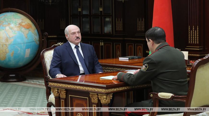 Лукашенко: «Мы знаем, откуда ветры дуют на нашу белорусскую землю»