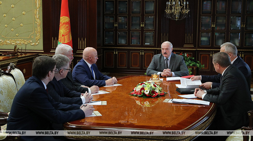 Лукашенко: «Идет вмешательство из-за рубежа в наши выборы и внутренние дела»