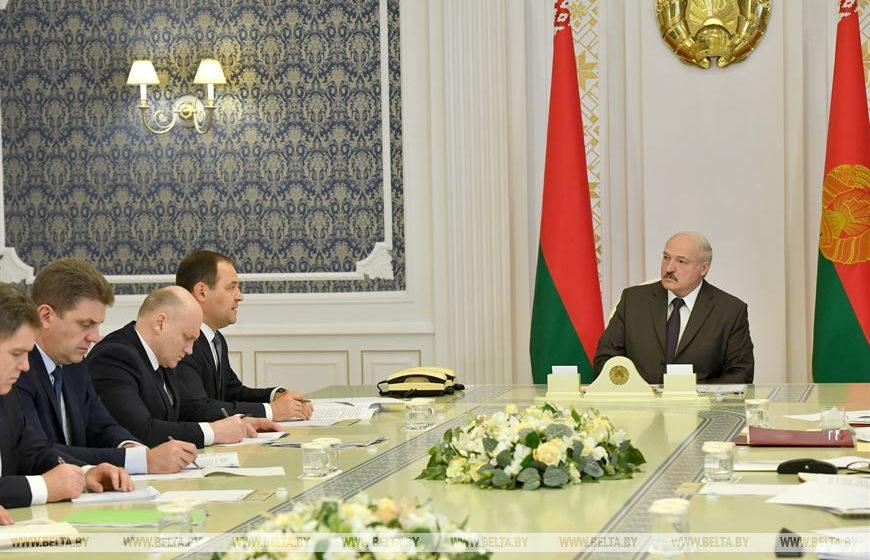 Лукашенко: Маски сорваны с определенных не только кукол, которые у нас здесь были, но и кукловодов, которые сидят за пределами Беларуси