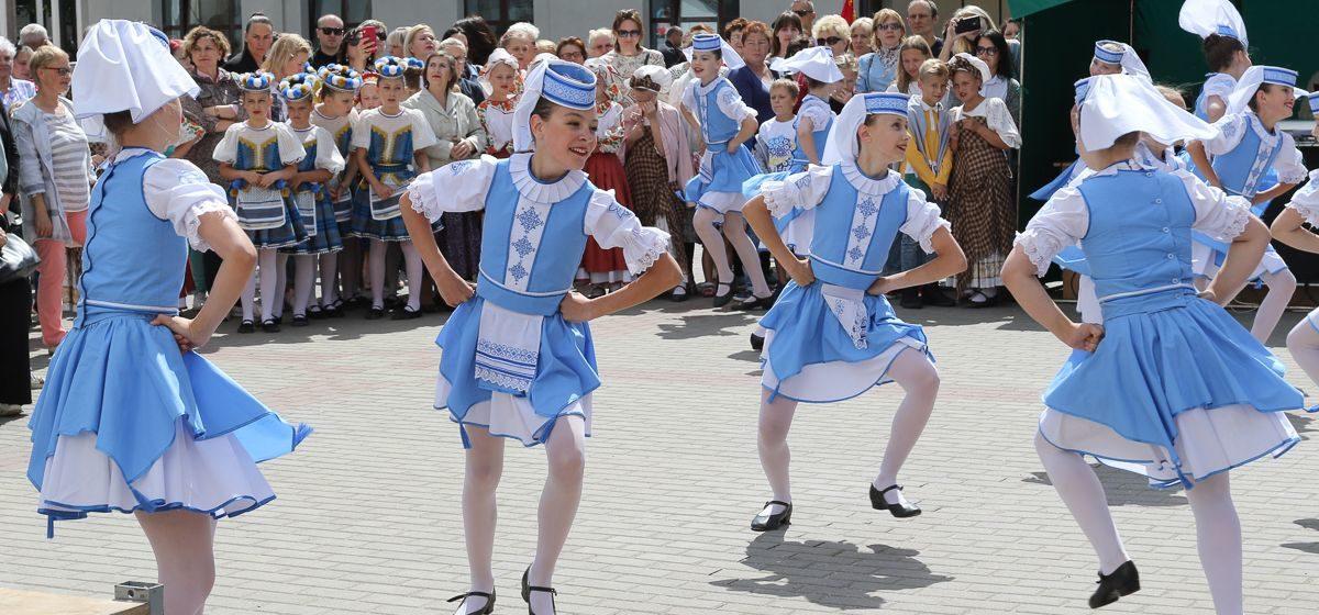 Где и как будут праздновать День Независимости в Барановичах. Программа мероприятий