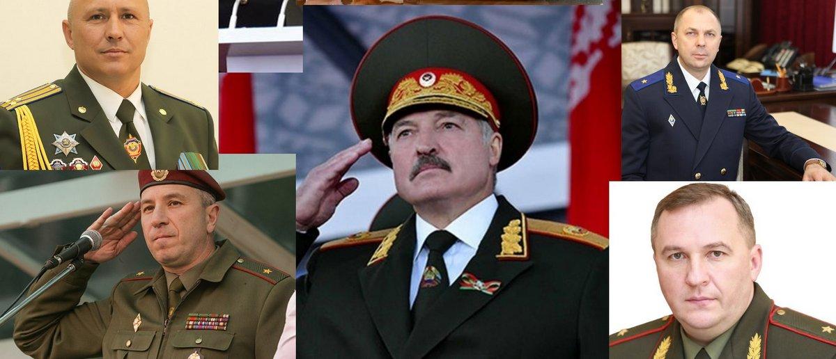 Экономист: «В глазах рябит от генеральских погон в приемной Лукашенко. В Беларуси введен кадровый режим военного социализма»