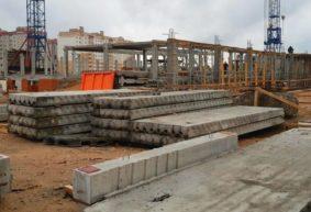 Как идет строительство новой школы в Барановичах