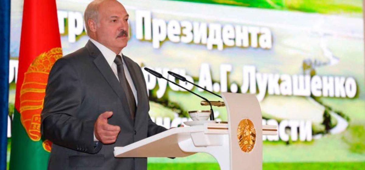 Лукашенко: Люди хотят жить справедливо. И если поступить наоборот, то это будет беда!