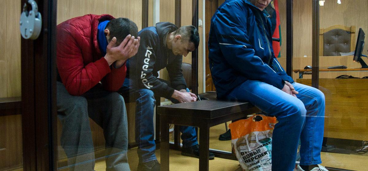 Первый в 2021 году смертный приговор вынесли убийцам стариков под Слуцком