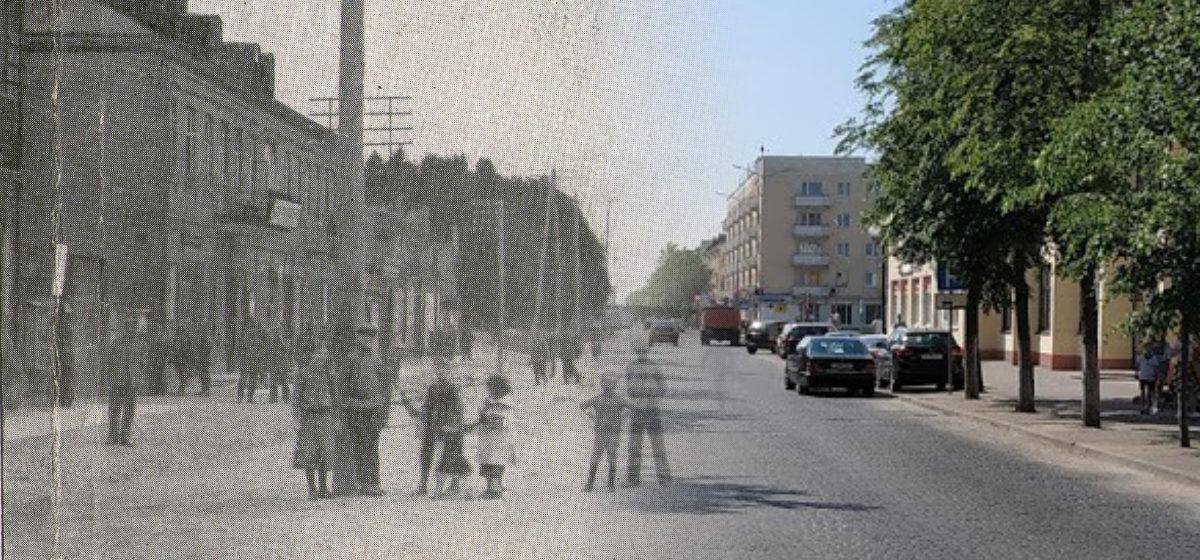 Ретроспектива. Как выглядели Барановичи 100 лет назад и сейчас