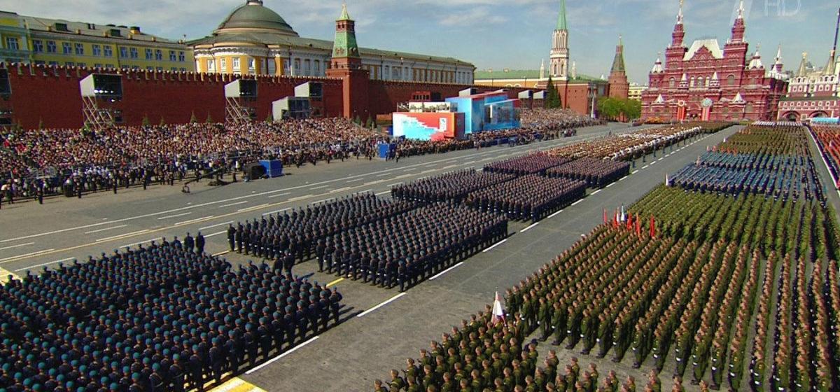 Лукашенко поедет на парад в Москву